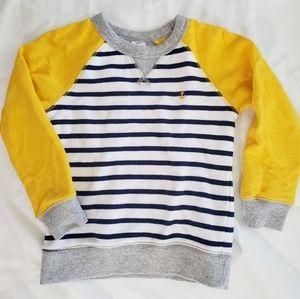 Carter's Color-Blocked Raglan Sweatshirt 3t